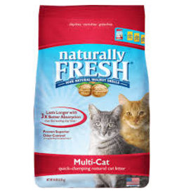 Naturally Fresh Naturally Fresh - Multicat Quick Clumping Litter