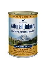 Natural Balance Natural Balance - LID Duck & Potato 13.2oz