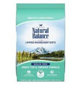 Natural Balance Natural Balance - LID Green Pea & Chicken Cat 5lb