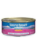 Natural Balance Natural Balance - Original Ultra WBH Chicken Salmon Duck Cat 6oz