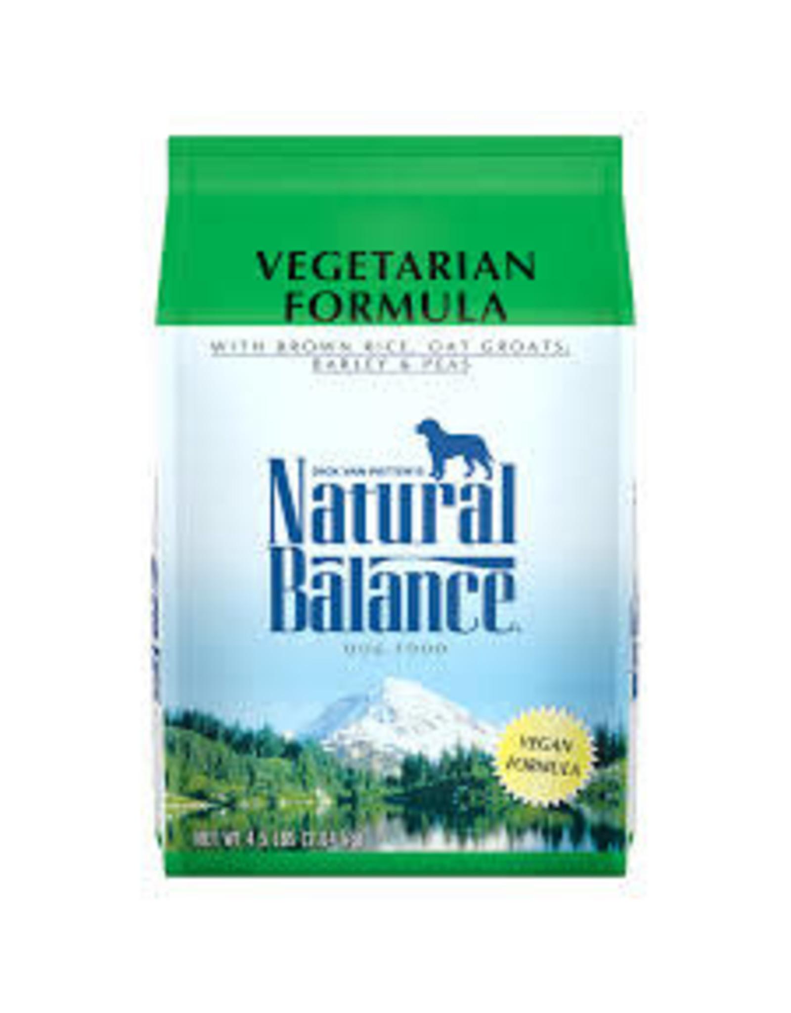 Natural Balance Natural Balance - Vegetarian Dog