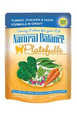 Natural Balance Natural Balance - Turkey Chicken Duck  in Gravy 3oz