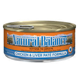 Natural Balance Natural Balance - Chicken & Liver Pate 5.5oz
