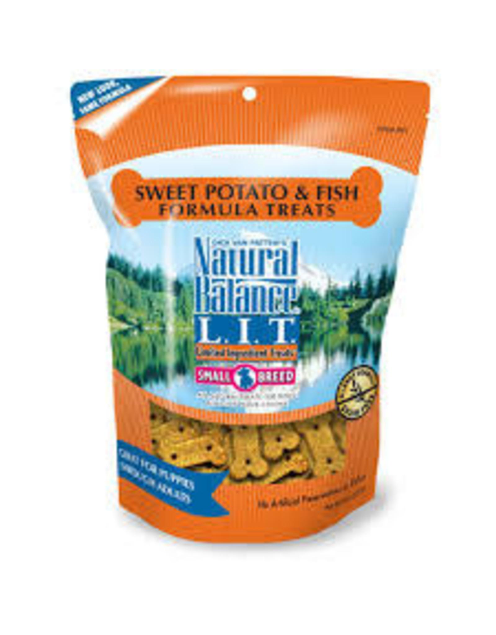 Natural Balance Natural Balance - Sweet Potato & Fish Small Breed 8oz