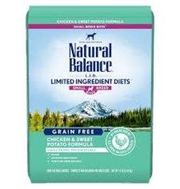 Natural Balance Natural Balance - Chicken & Sweet Potato Adult Dog 24lb