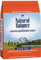 Natural Balance Natural Balance - LID Salmon & Sweet Potato Adult Dog