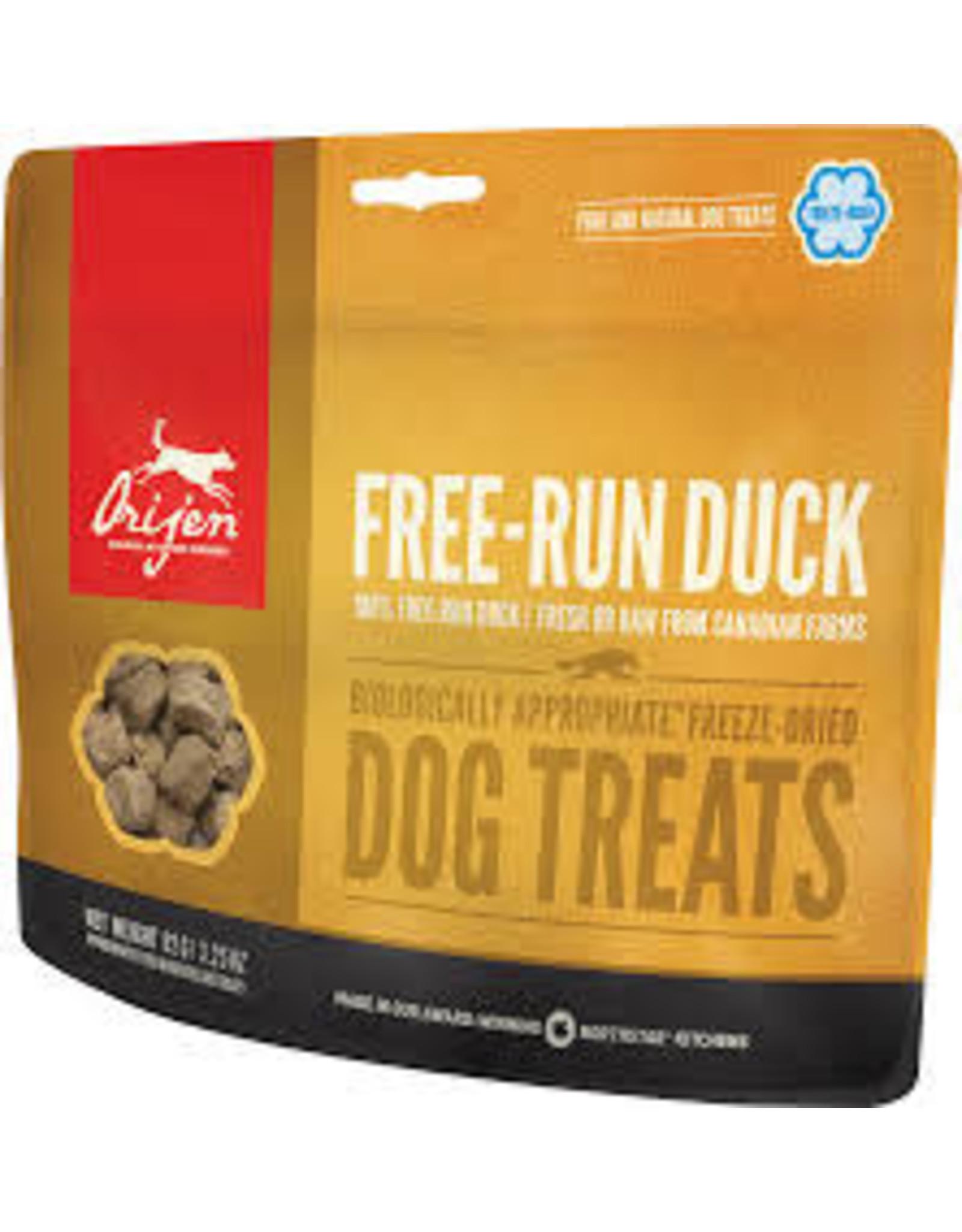 Orijen Orijen - Free-Run Duck Treats 92g