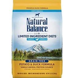 Natural Balance Natural Balance - LID Duck & Potato Puppy 24lb