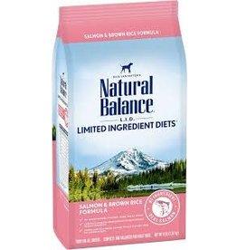 Natural Balance Natural Balance - LID Salmon & Brown Rice Adult