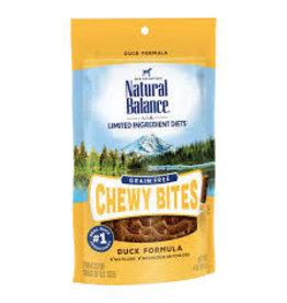 Natural Balance Natural Balance - GF Chewy Bites Duck 4oz