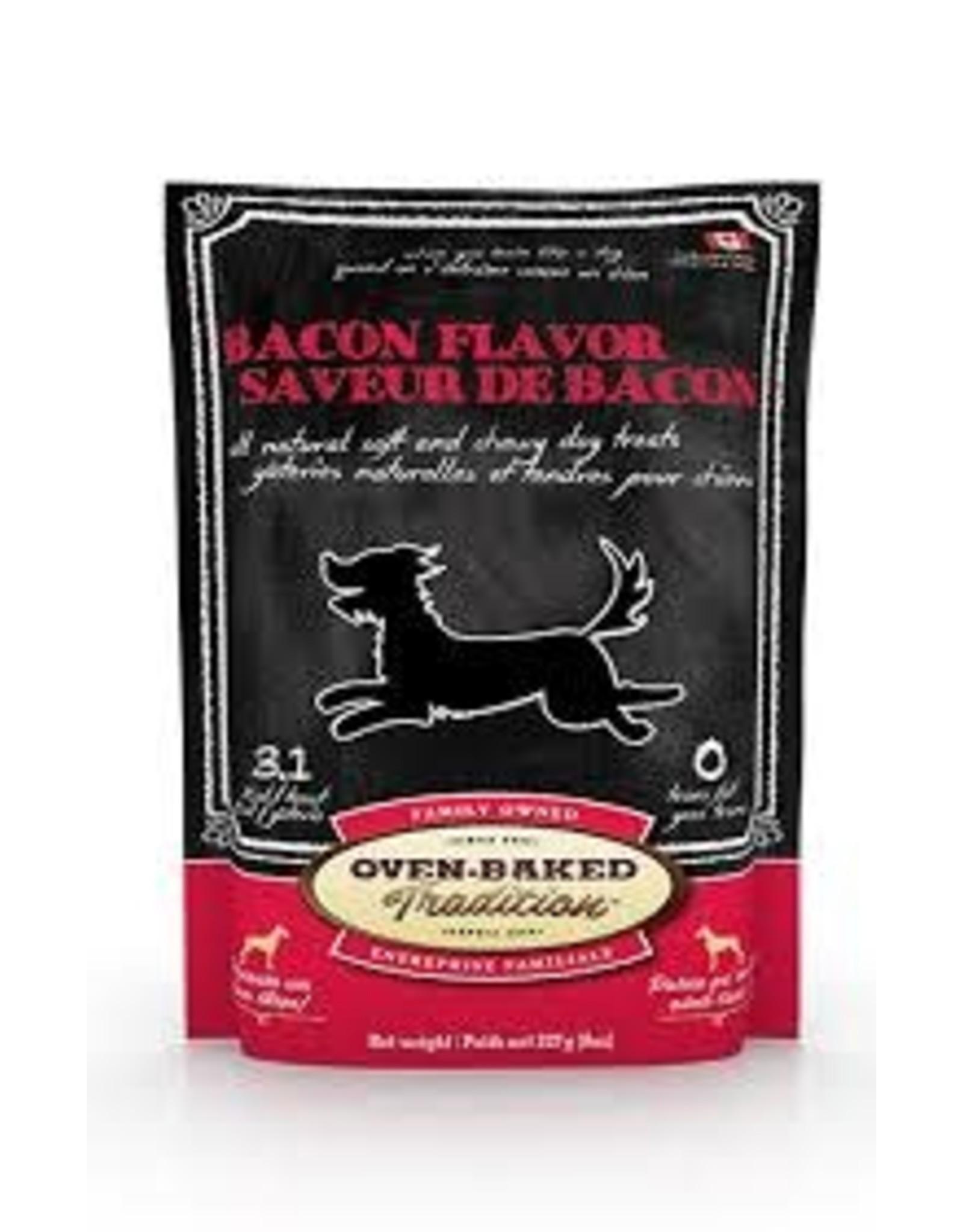 Oven-Baked Tradition Oven-Baked Tradition - Bacon Treats 8oz