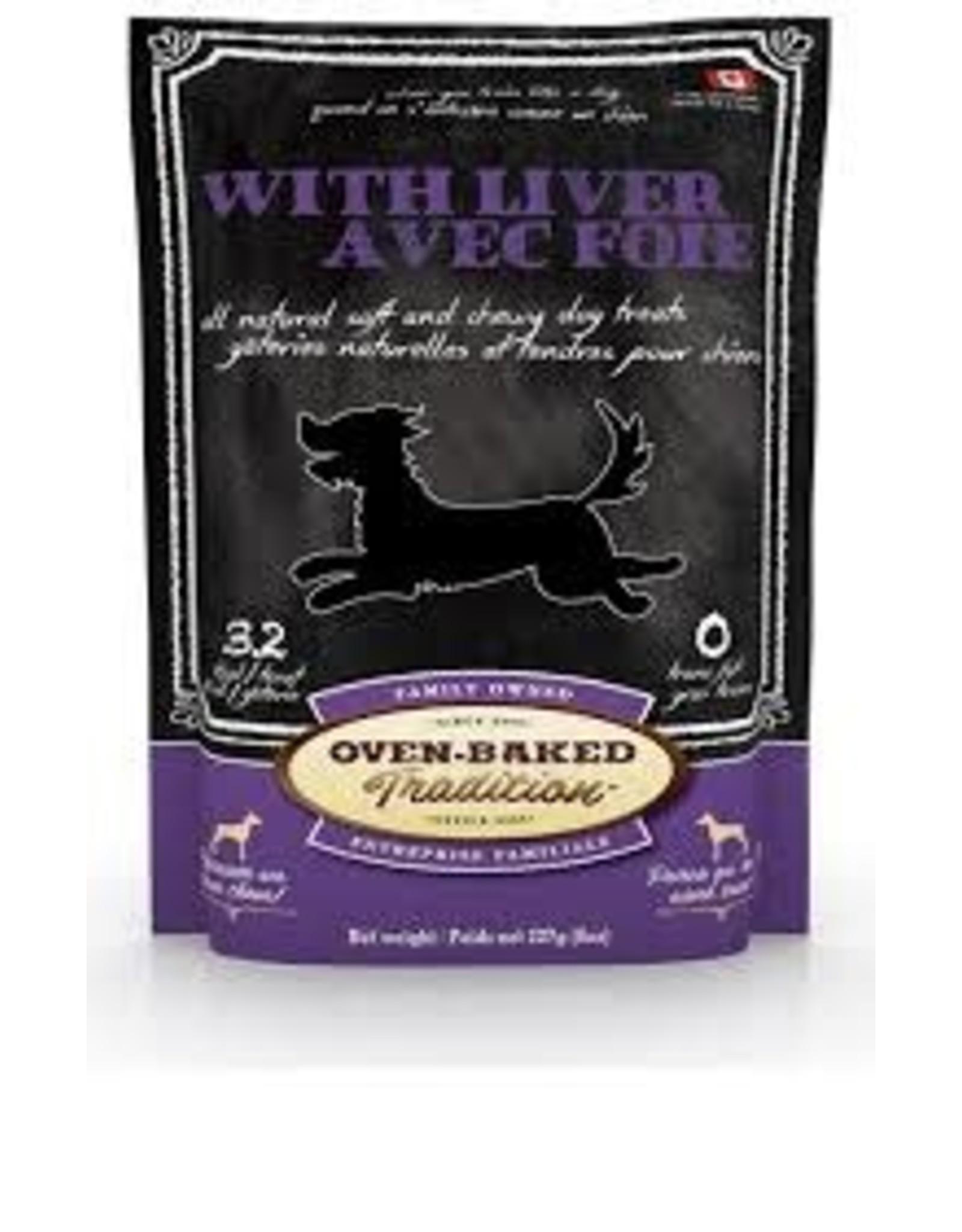 Oven-Baked Tradition Oven-Baked Tradition - Liver Treats 8oz