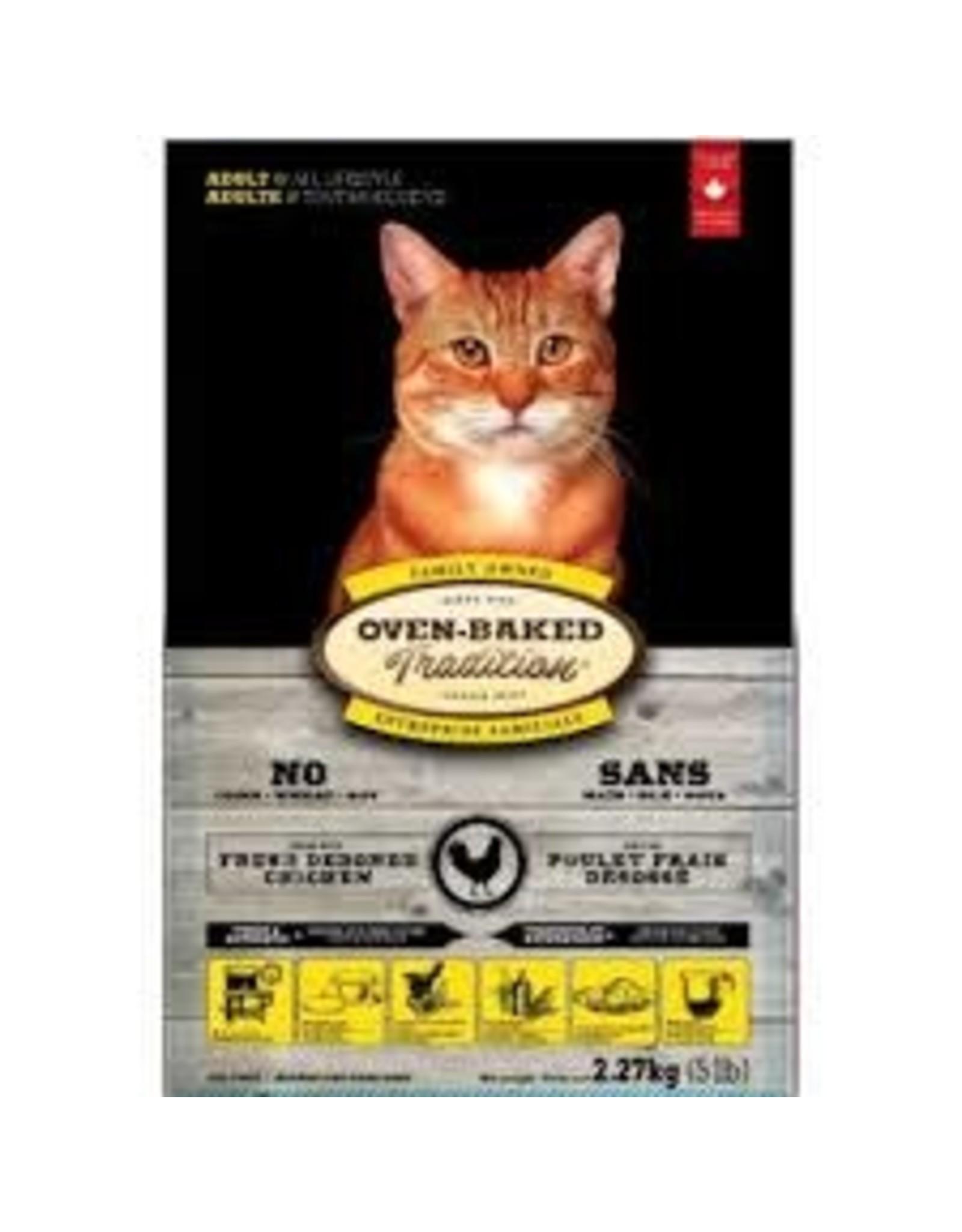 Oven-Baked Tradition Oven-Baked Tradition Adult Chicken Cat