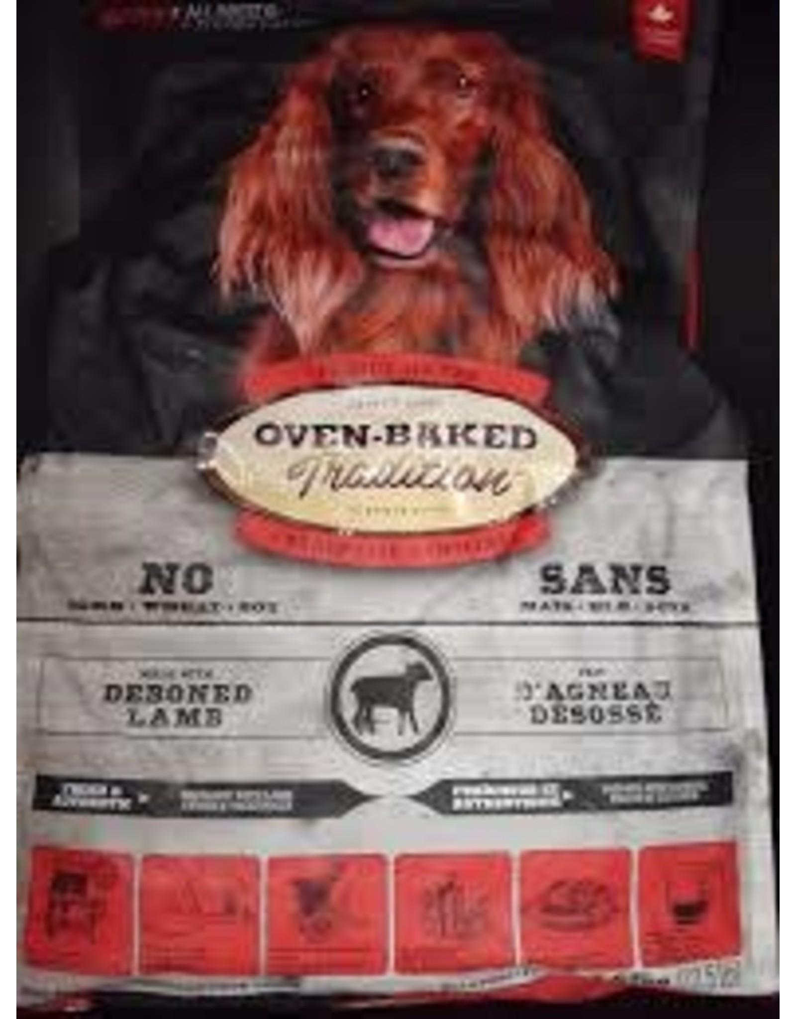 Oven-Baked Tradition Oven-Baked Tradition  Lamb Dog