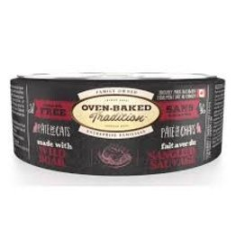Oven-Baked Tradition Oven-Baked Tradition - Boar Adult Pate Cat 5.5oz