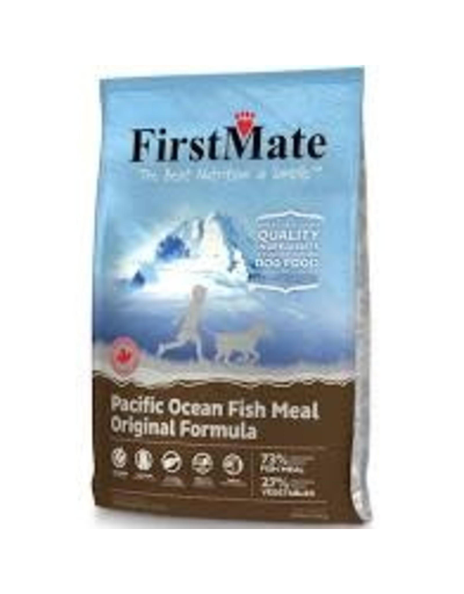 FirstMate FirstMate - GF Pacific Ocean Fish Original Dog