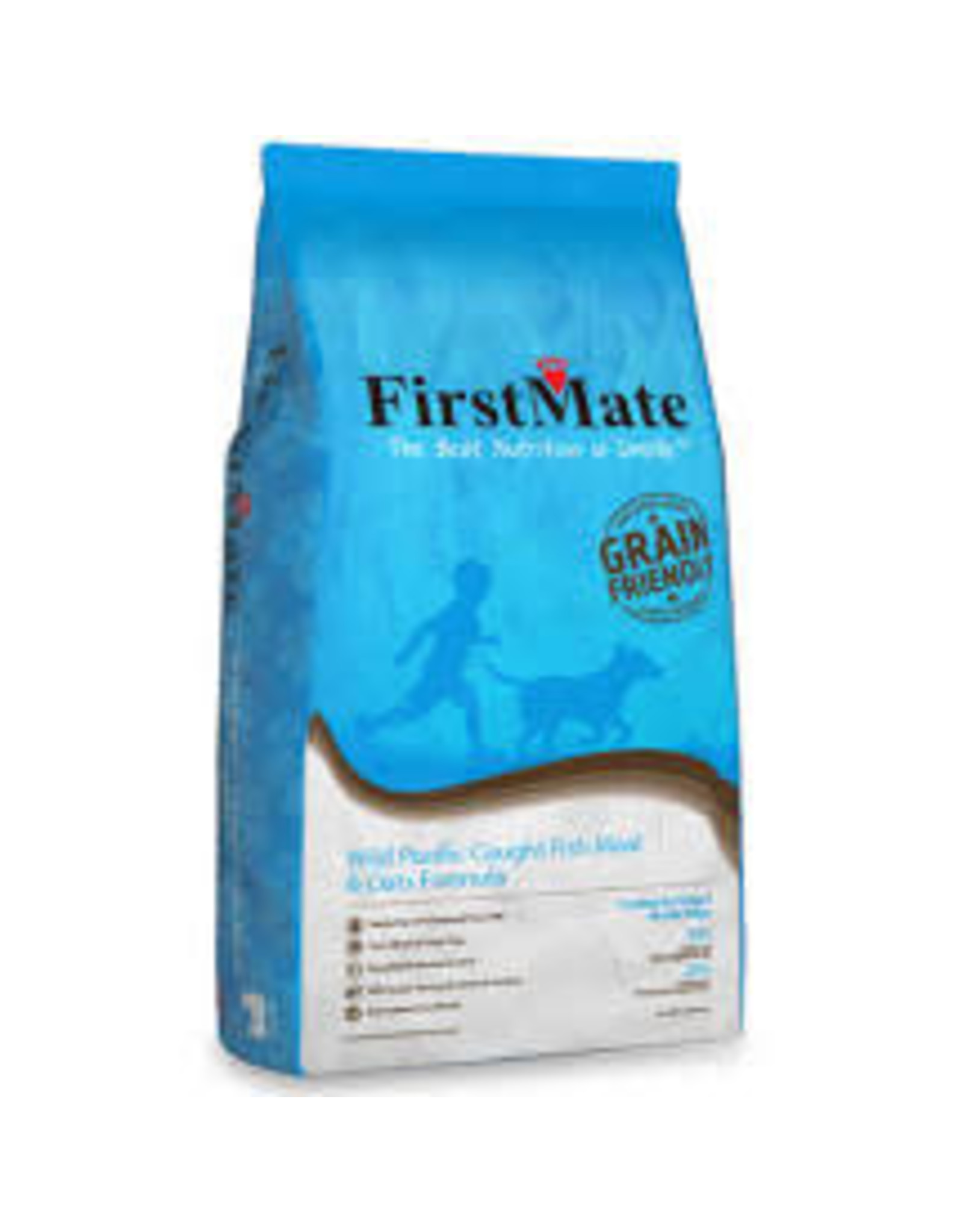 FirstMate FirstMate - Grain friendly Wild Pacific Fish & Oats Dog