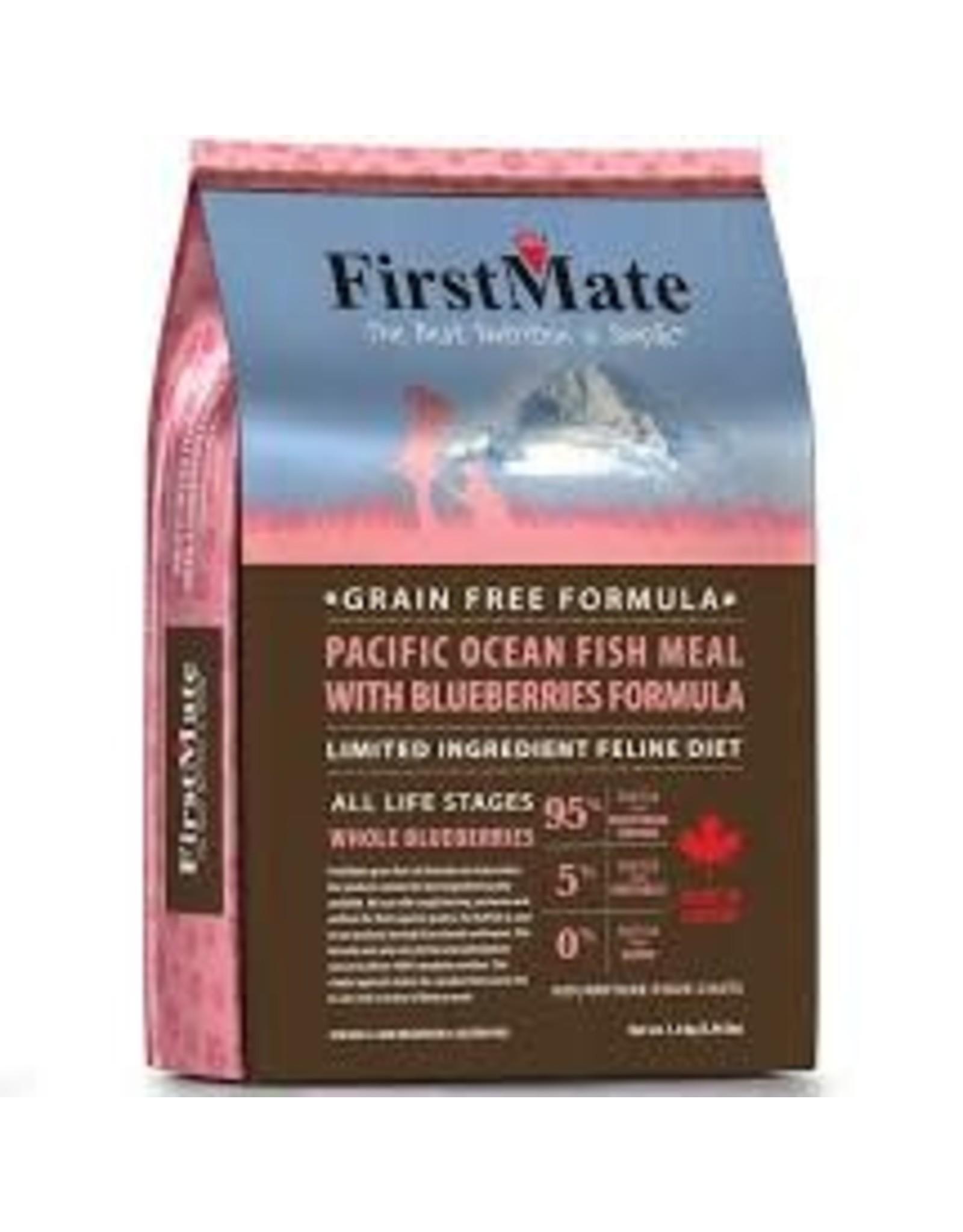 FirstMate FirstMate - LID GF Pacific Ocean Fish Blueberries Cat