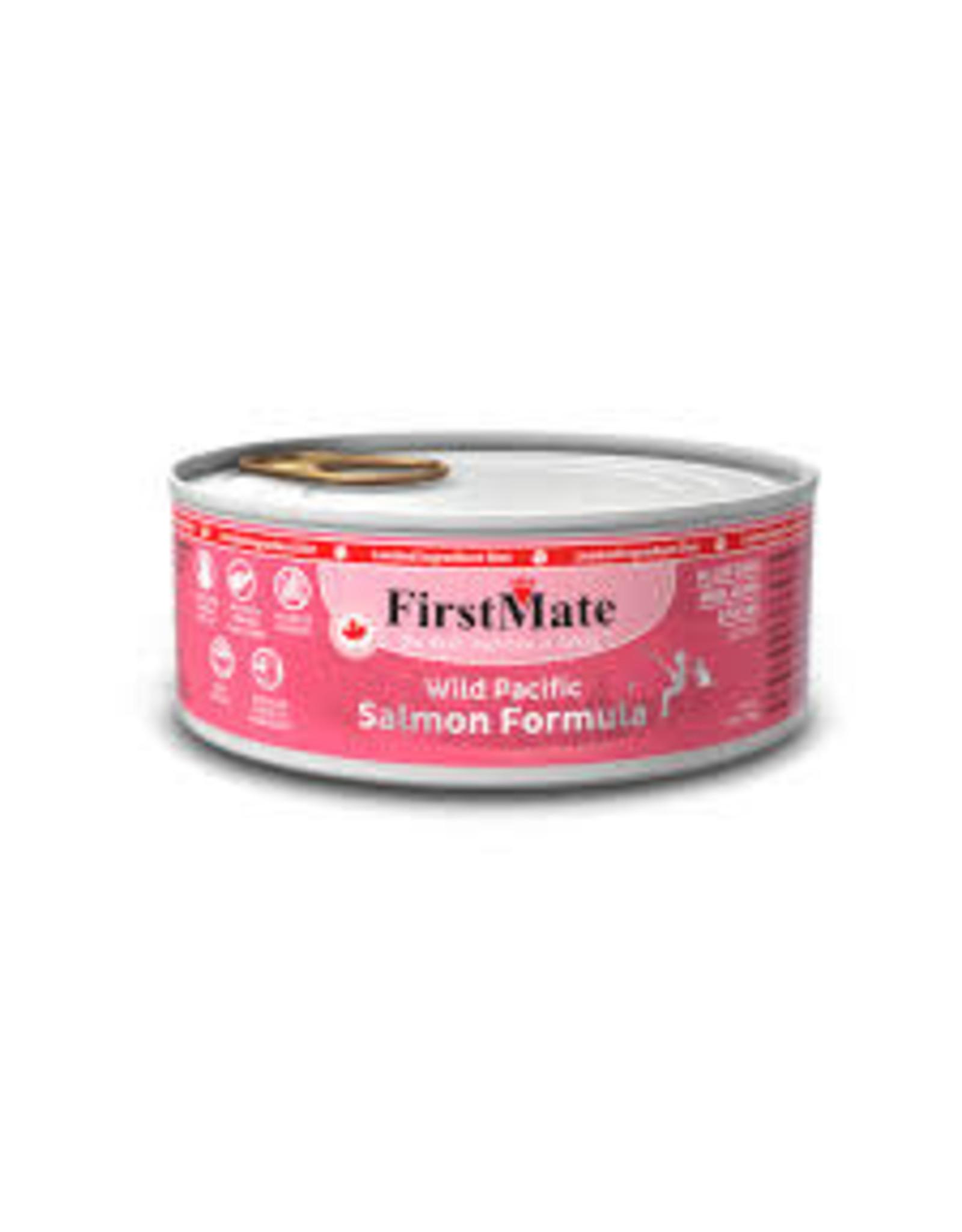 FirstMate FirstMate - LID GF Salmon Cat 5.5oz