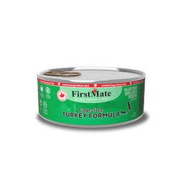 FirstMate FirstMate - LID GF Turkey Cat 5.5oz