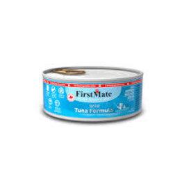 FirstMate FirstMate - LID GF Wild Tuna Cat 5.5oz