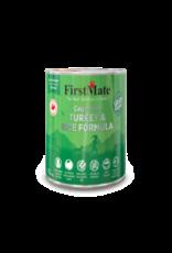 FirstMate FirstMate - Grain Friendly Cage Free Turkey/Rice Dog 12.2oz