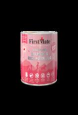 FirstMate FirstMate - Grain Friendly Wild Salmon/Rice Dog 12.2oz