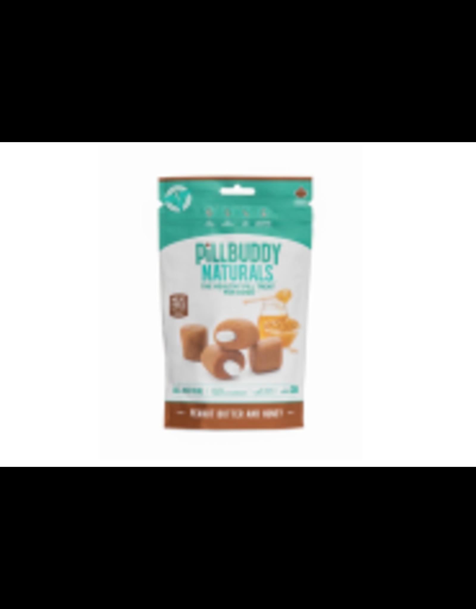 Pill Buddy Naturals Pill Buddy Naturals - Peanut Butter & Honey 150g