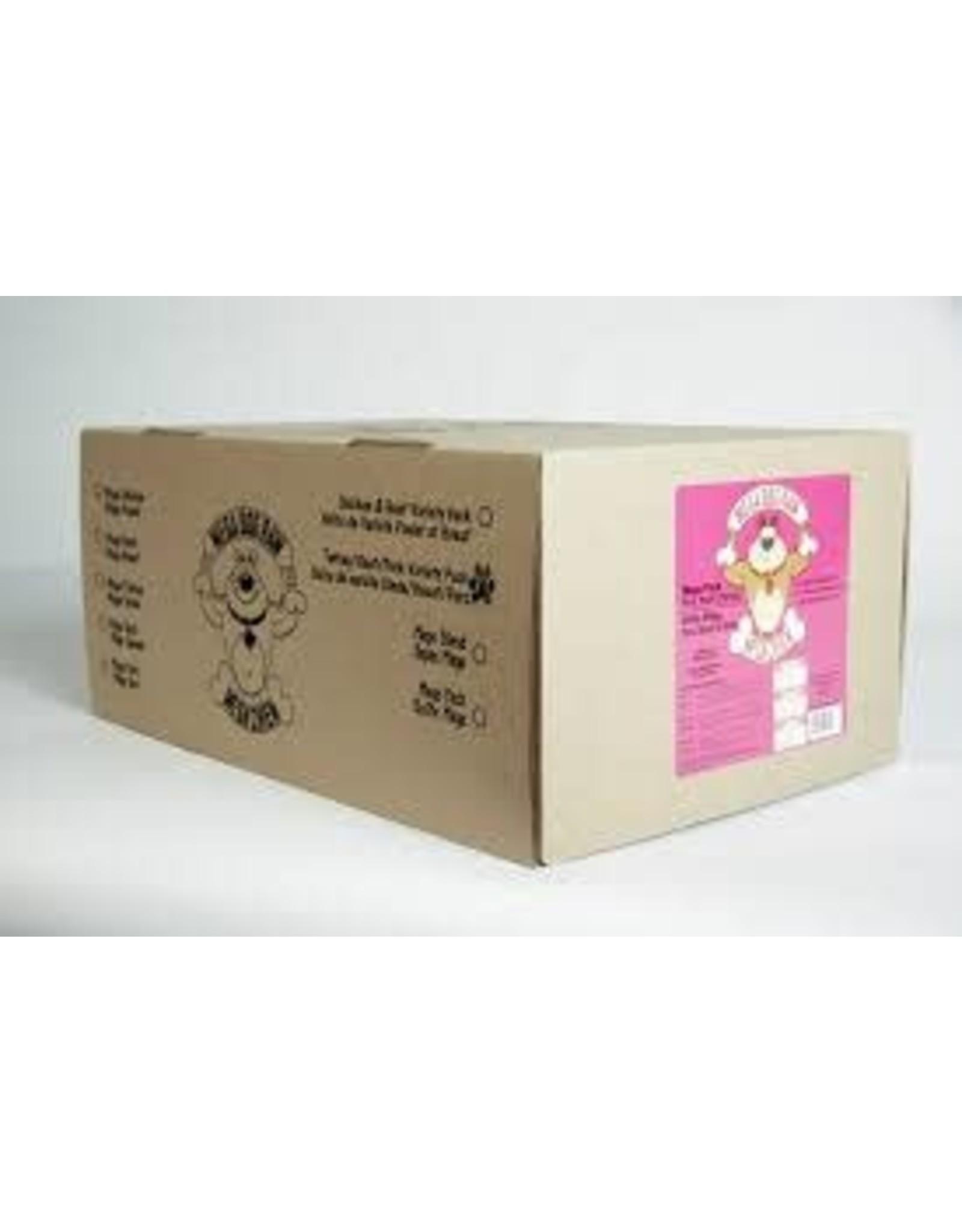 Mega Dog Mega Dog - Variety Box Chicken Free Patties 24lb