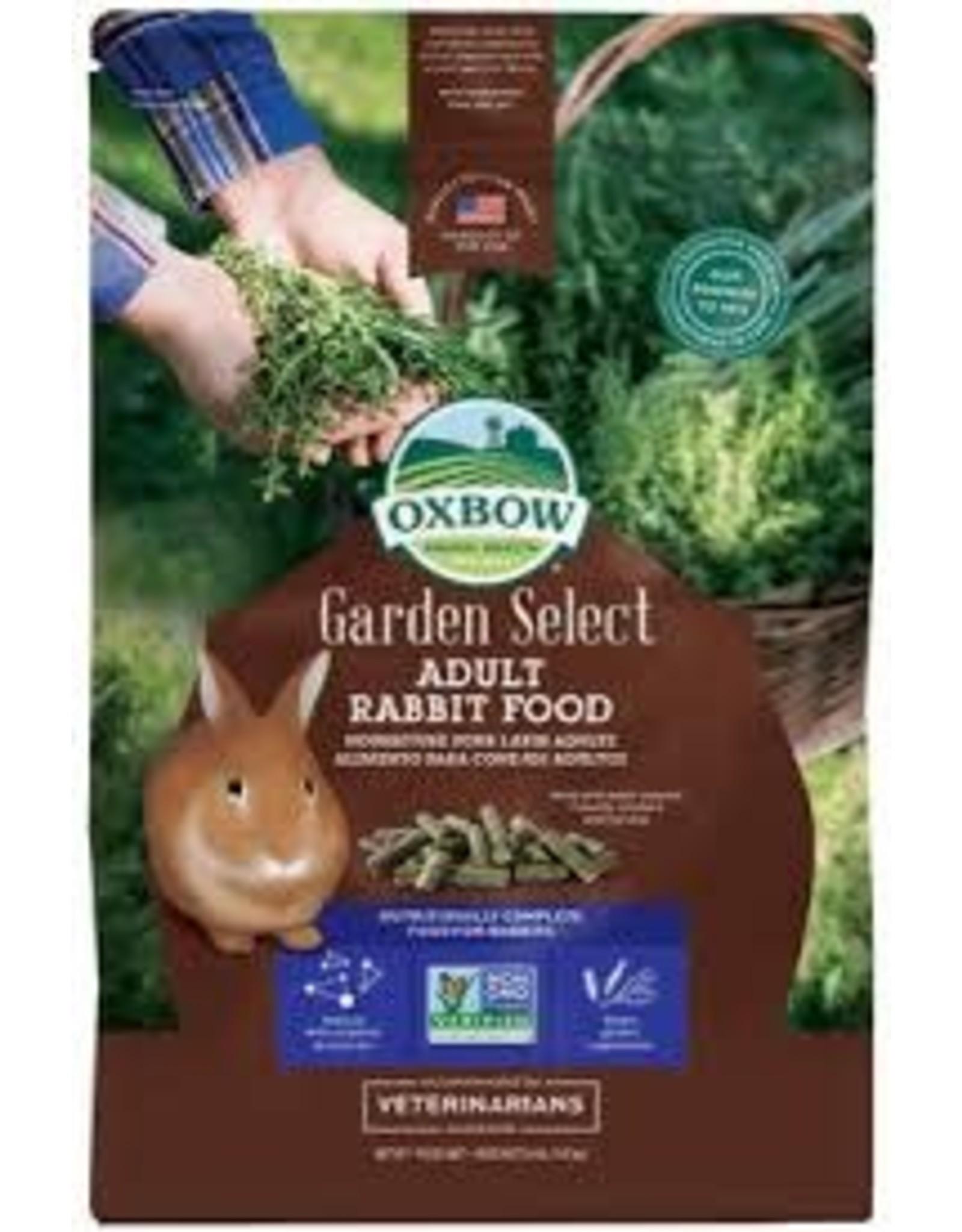 Oxbow Oxbow - Garden Select Adult Rabbit