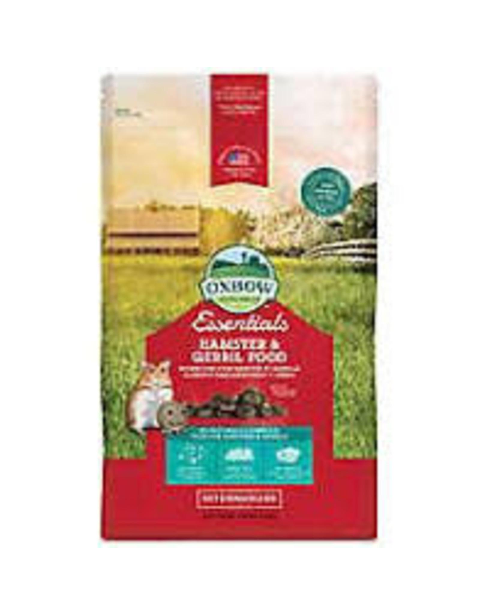 Oxbow Oxbow - Hamster/Gerbil Food 454g
