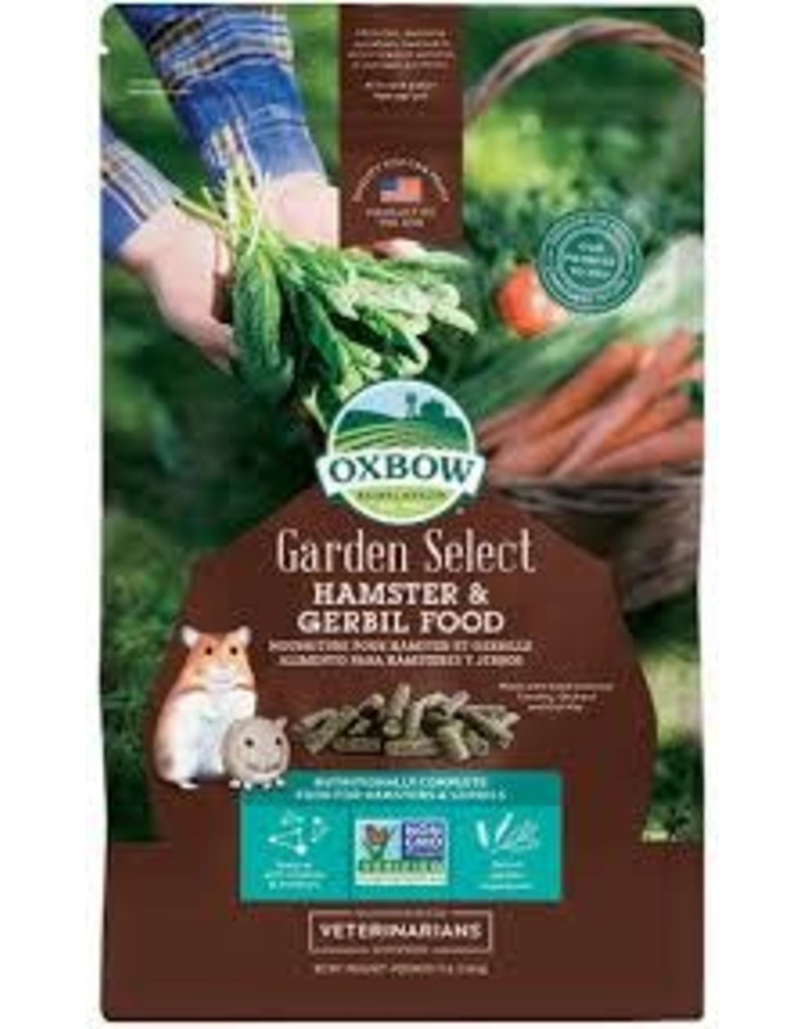 Oxbow Oxbow - Garden Select Hamster/Gerbil 0.68kg