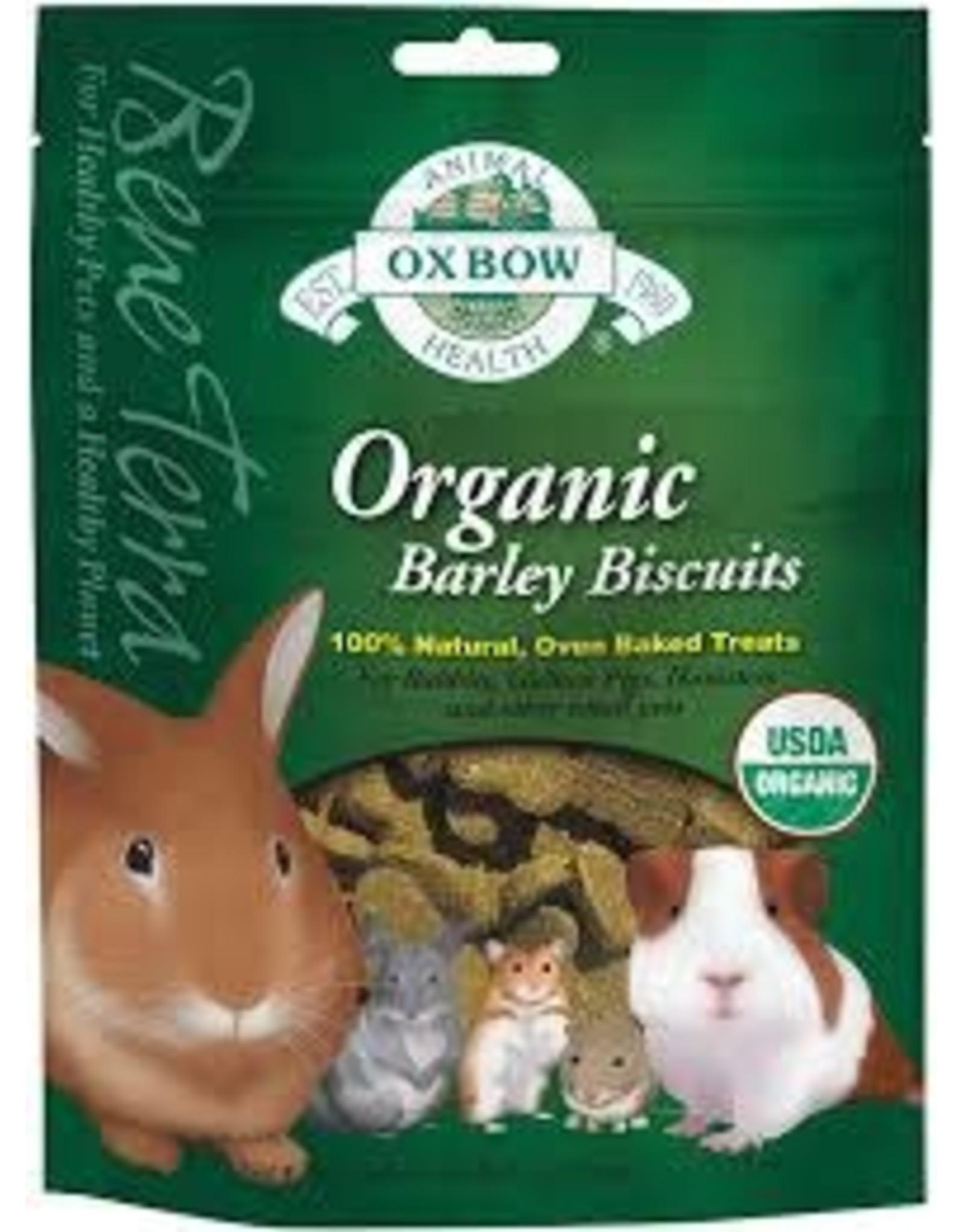 Oxbow Oxbow - Organic Barley Biscuits 75g