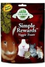 Oxbow Oxbow - Simple Rewards Veggie Treats 85g