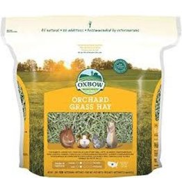 Oxbow Oxbow - Orchard Grass Hay 1.13kg