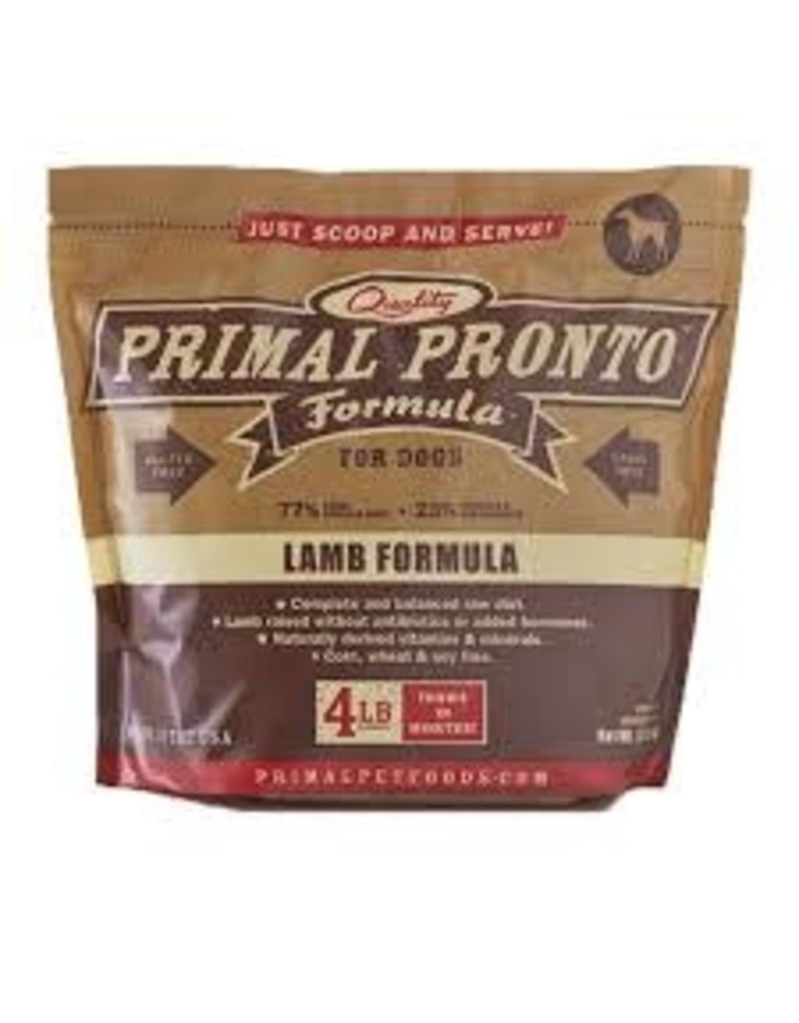 Primal Primal - Lamb Pronto