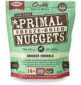 Primal Primal - Freeze Dried Chicken Dog 14 oz