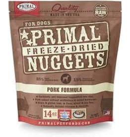 Primal Primal - Freeze Dried Pork Dog 14oz