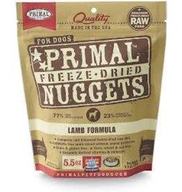 Primal Primal - Freeze Dried Lamb Dog 14oz