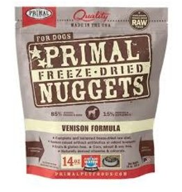 Primal Primal - Freeze Dried Venison