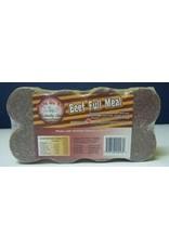 Pets Go Raw Pets Go Raw - Beef Full Meal 1/8lb Patties (2lb) Cat