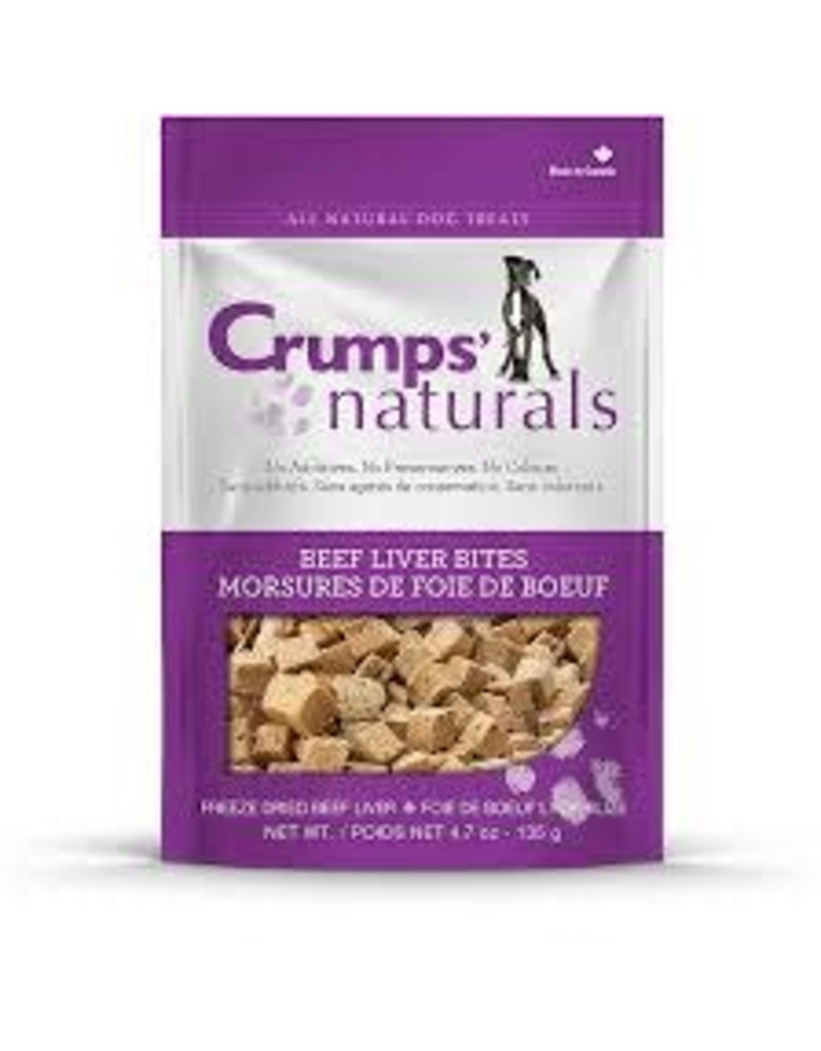 Crumps' Naturals Crumps' Naturals - Beef Liver Bites