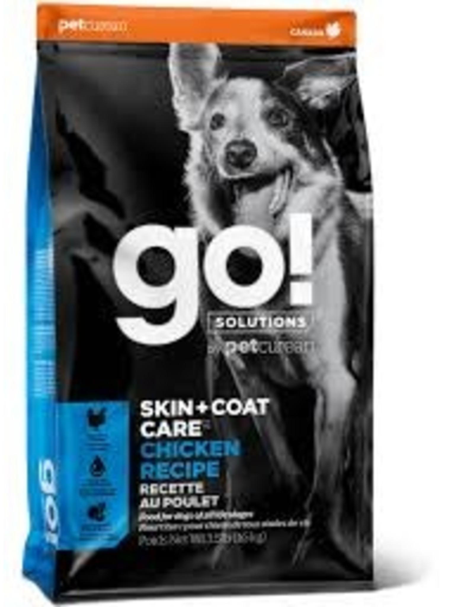 GO! Go! - Skin & Coat Chicken Dog