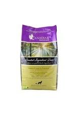 Canadian Naturals Canadian Naturals - Grain Free Venison & Sweet Potato Dog 12lb