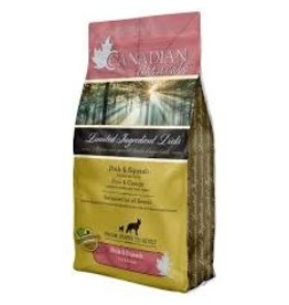 Canadian Naturals Canadian Naturals - Grain Free Pork & Butternut Squash Dog 12lb