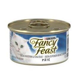 Fancy Feast Fancy Feast - Ocean WhiteFish and Tuna Pate