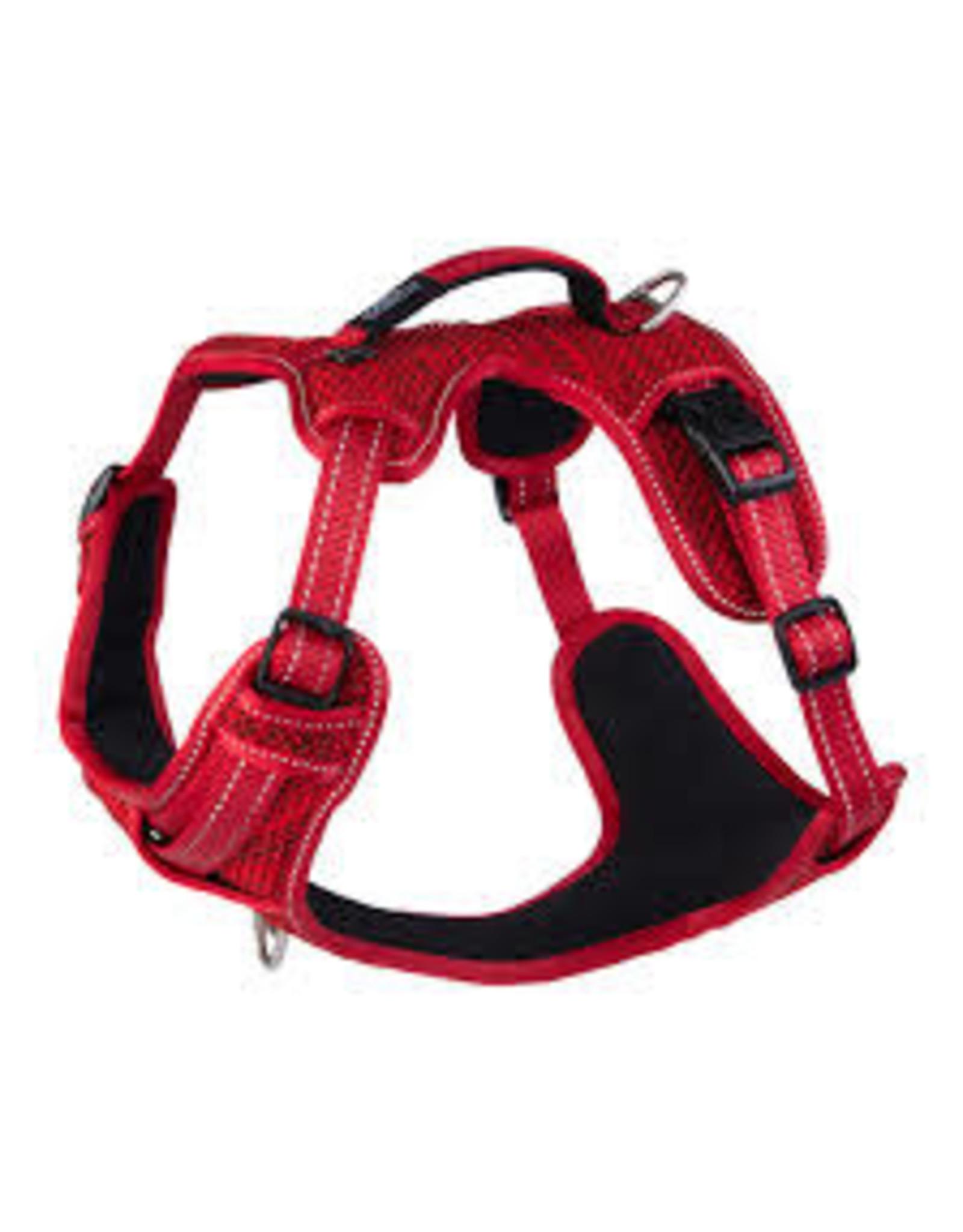 Rogz Rogz - Explore Harness Red