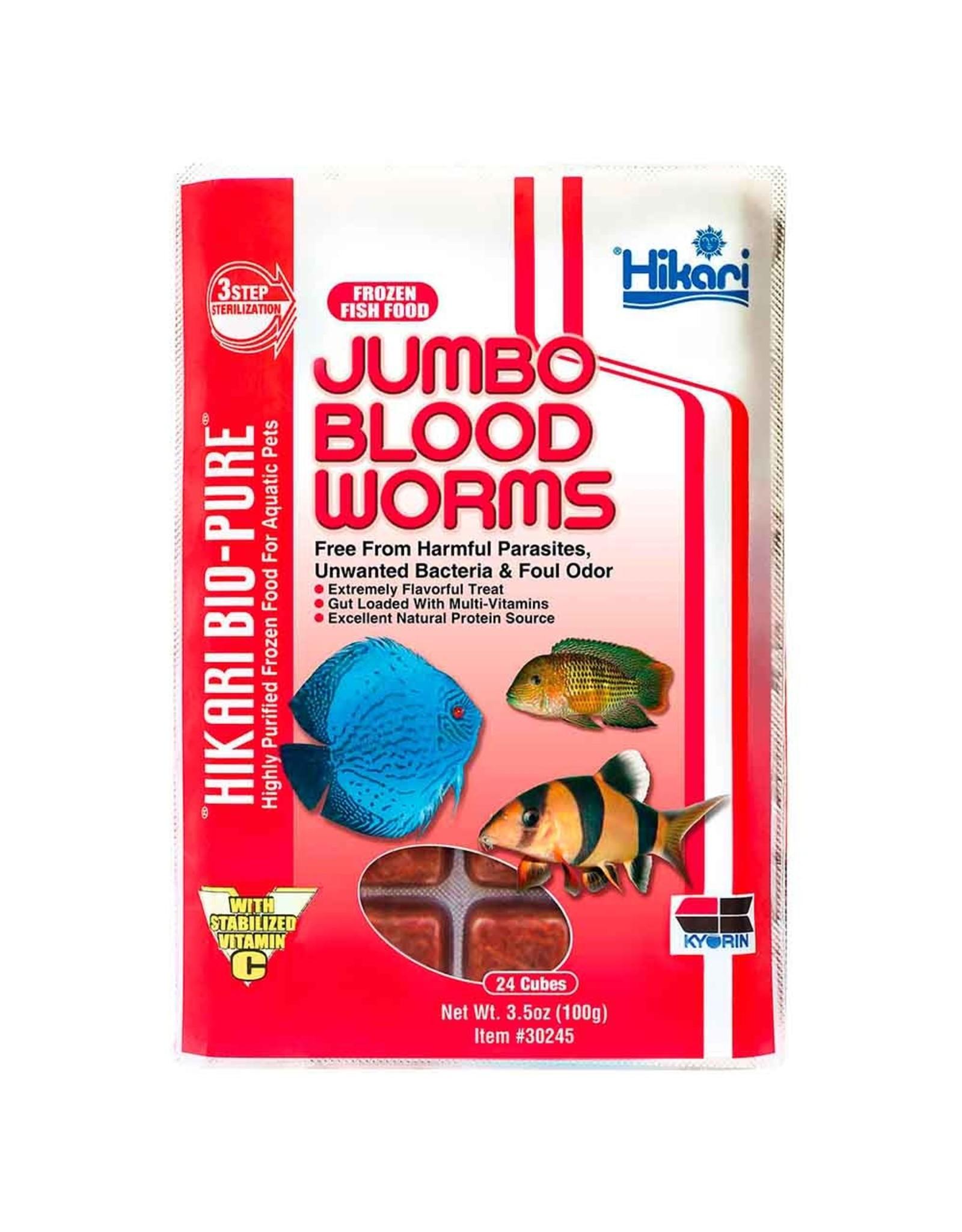 Hikari Hikari - Blood Worms
