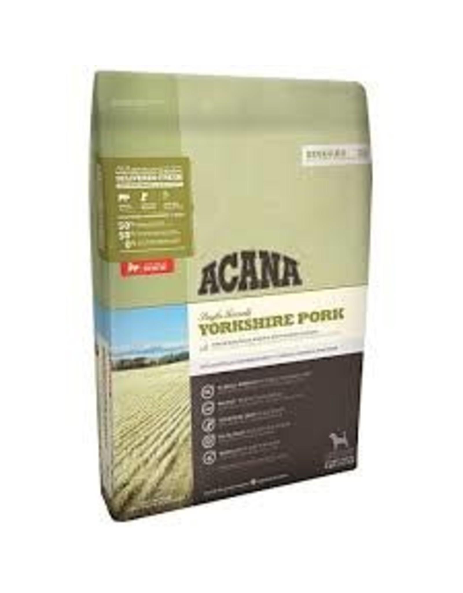 Acana Acana - Yorkshire Pork & Squash Dog