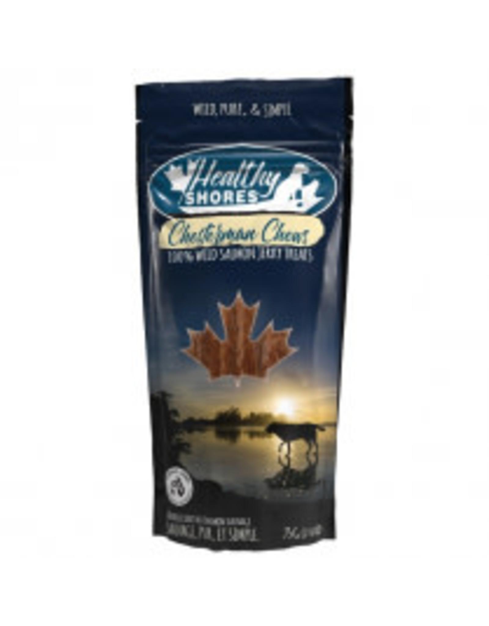 Healthy Shores Healthy Shores - Salmon Jerky